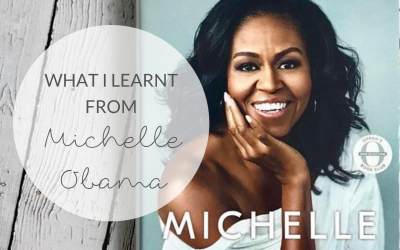 What I Learnt From Michelle Obama